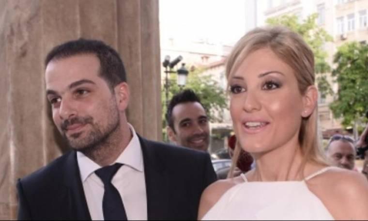 Ράνια Τζίμα-Γαβριήλ Σακελλαρίδης: Σήμερα ήρθε στον κόσμο η κόρη τους