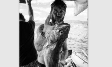 H ψαριά του Μαζωνάκη!