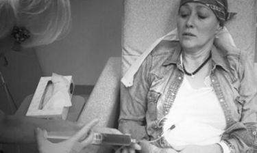 Οι φωτογραφίες της Shannen Doherty από την χημειοθεραπεία της