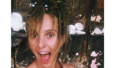 Η Τάμτα τρελάθηκε με το ναυάγιο κι εμείς με το νέο hair look