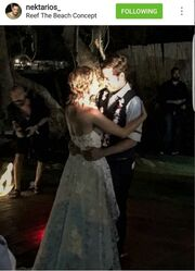 Παντρεύτηκαν Ούστα-Σαρακατσάνης!