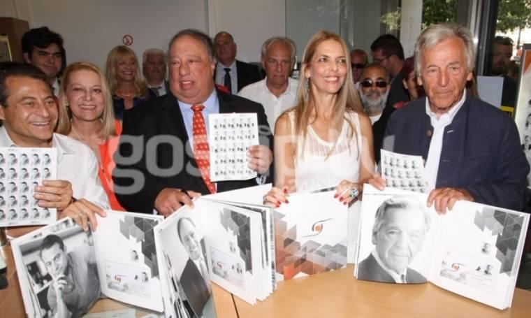 Διακεκριμένες ελληνικές προσωπικότητες γίνονται γραμματόσημα