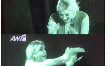 Χριστίνα Πολίτη: Η αγαπημένη τηλεοπτική της στιγμή