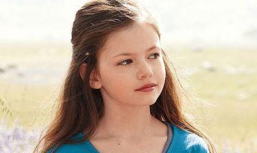 Δεν θα πιστεύεις πόσο έχει μεγαλώσει η μικρή Renesmee από το Twilight