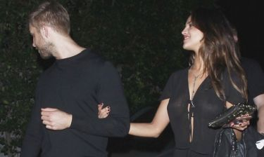 Ποια Taylor Swift; Σε… άλλη αγκαλιά ο Calvin Harris, έχει ξεχάσει εντελώς την τραγουδίστρια