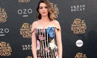 Οι νέες φωτογραφίες της Anne Hathaway και τα περιττά κιλά