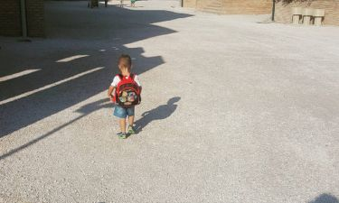 O μικρός γιος του Γκουντάρα ξεκίνησε το σχολείο! Το τρυφερό μήνυμα της μαμάς στο Instagram