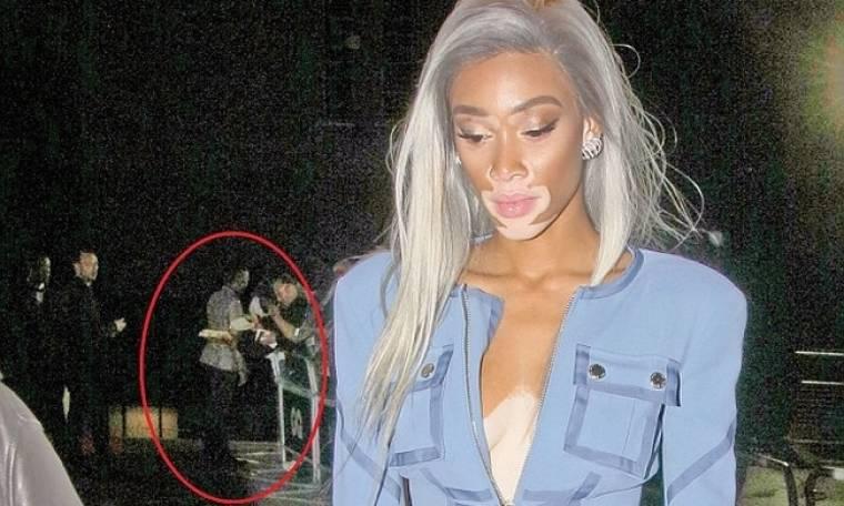 Το μοντέλο με την λεύκη είναι ζευγάρι με τον πρώην της…
