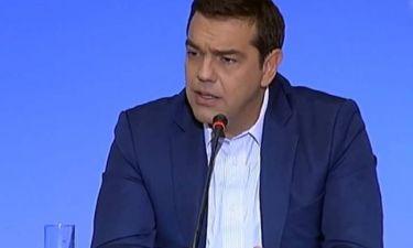Τσίπρας στη ΔΕΘ: Είμαστε κοντά στη λύση για το χρέος