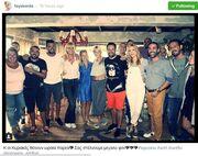 Φαίη Σκορδά: Η πρώτη της φωτό με τη νέα της ομάδα λίγο πριν την πρεμιέρα του «Πρωινό»