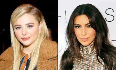 Λάδι στην φωτιά έριξε η Moretz στην κόντρα της με την Kardashian