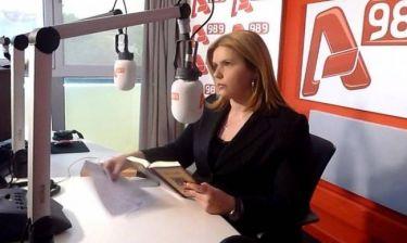Η Τσικρίκα απαντά στον Πολάκη: Κάποιοι έχουν χάσει την ψυχραιμία τους