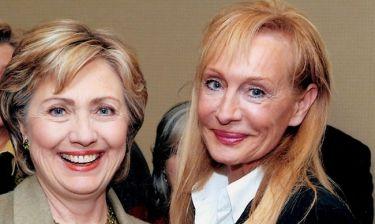 Μάρα Καρέτσου: Τι λέει για την φιλία της με την Χίλαρι Κλίντον