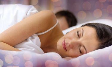 Ένας έξυπνος τρόπος να καίτε λίπος ενώ κοιμάστε!