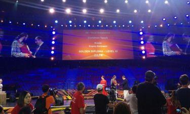 Χρυσό για το «Utopian land» των Argo «δια χειρός» Common Touch στη  Ρωσία!