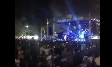 Video απο χθες. Ανατριχίλα. Ο Ρόκκος τραγουδάει Παντελίδη στη ΔΕΘ (Nassos blog)