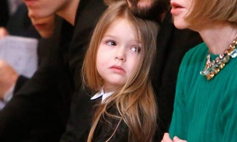 Η απίστευτη αποκάλυψη της Victoria Beckham για την Harper