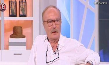 Ντίνος Καρύδης για τις επιθέσεις που δέχτηκε στα social media: «Σκέφτηκα να πέσω από τον τέταρτο»