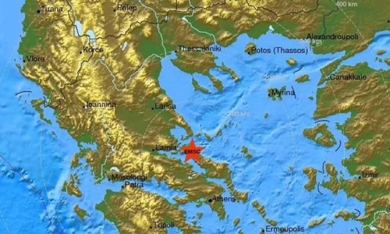 ΕΚΤΑΚΤΟ: Σεισμός 4,3 Ρίχτερ στην Εύβοια - Αισθητός και στην Αθήνα