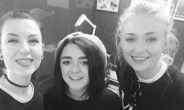 Οι «αδερφές Stark» έκαναν… τατουάζ