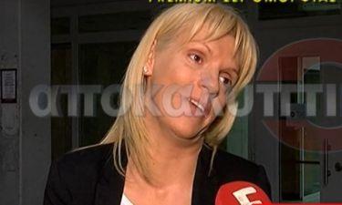 Σάσα Σταμάτη: Τα δάκρυά της on camera μετά την απόφαση του δικαστηρίου να αφεθεί ελεύθερη