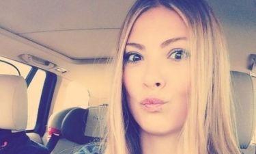 "H Δέσποινα Καμπούρη μας λέει ""καλημέρα"" στα stories του Instagram μαζί με την πιο γλυκιά παρέα"