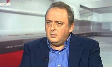 Δημήτρης Καμπουράκης: «Από τις αρχές καλοκαιριού άδειασα το γραφείο μου στο Mega»