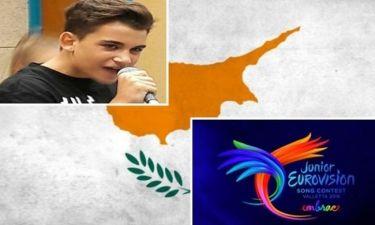 Αυτός είναι ο εκπρόσωπος της Κύπρου για την Eurovision των… «μικρών»