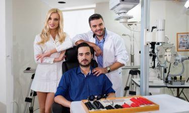 Ο «γιατρός» Πολυχρονίδης και η… «sexy νοσοκόμα» Τζούλια Νόβα