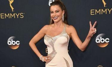 Μόνο η Sofia Vergara θα μπορούσε να κάνει κάτι τέτοιο στα Emmys