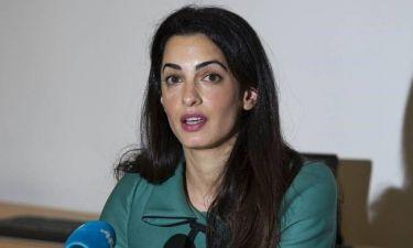Η Αμάλ Αλαμουντίν υπόσχεται να αποδοθεί δικαιοσύνη για τις γυναίκες Γιαζίντι