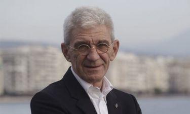 Γιάννης Μπουτάρης: «Είμαι 75 ετών. Εχω κλείσει διάφορα κεφάλαια της ζωής μου»