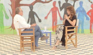 O Γιάννης Μουζάλας μιλάει αποκλειστικά στην ΄Ελενα Κατρίτση