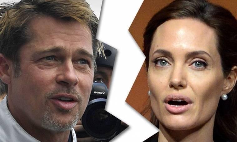 Είδηση βόμβα! Αίτηση διαζυγίου κατέθεσε η Angelina Jolie