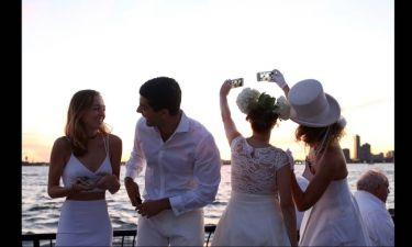 Le Diner en Blanc: Από το Παρίσι στο Μανχάταν ένα μαγικό δείπνο γοητεύει στα λευκά