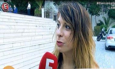 Πένυ Σκάρου: Αποκαλύπτει on camera ότι είναι ερωτευμένη