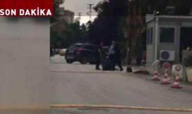 Συναγερμός στην Τουρκία: Ένοπλη επίθεση στην πρεσβεία του Ισραήλ στην Άγκυρα