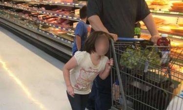 Οχάιο: Πατέρας έσερνε από τα μαλλιά την κόρη του σε σούπερ μάρκετ