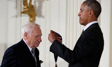 Μετάλλια από τον Ομπάμα σε προσωπικότητες της Τέχνης