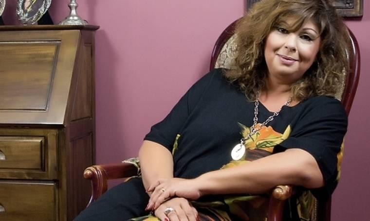 Λένα Μαντά: «Τα «Πέντε Κλειδιά» τα έγραψα ενώ έκανα χημειοθεραπείες»