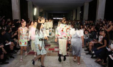 Το fashion show των μαθητών της Καγιά