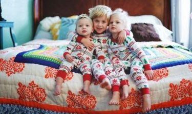Δείτε κάθε πότε πρέπει να αλλάζετε τις πιτζάμες του παιδιού σας