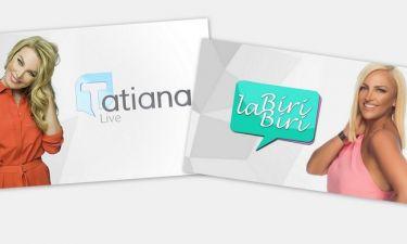 Δείτε πώς τα πήγαν σε τηλεθέαση Τατιάνα και Χριστίνα!