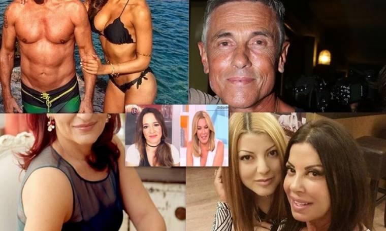 Η φωτό Ελληνίδας με τον γυμνασμένο μπαμπά της, ο αγνώριστος Ζαλμάς και η μάχη με τον καρκίνο της...