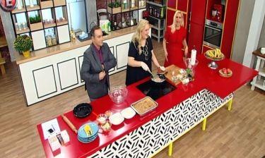 Έτοιμο το Πρωινό: Η Αέλια Κατσούλη έφτιαξε γλυκό - Δείτε την αντίδραση των γονιών της
