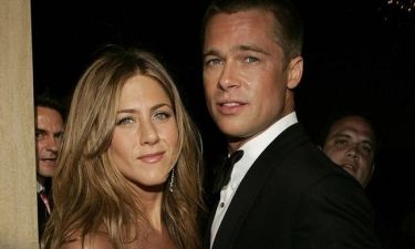 Η μυστική συνάντηση Aniston-Pitt αλλάζει τα μέχρι τώρα δεδομένα