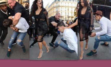 Συνέβη κι αυτό! Επιτέθηκε στην Kim Kardashian για να της… φιλήσει τα οπίσθια