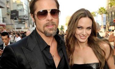 «Δυο… ξένοι» στο ίδιο σπίτι εδώ και καιρό Jolie-Pitt