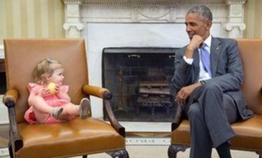 """Ο άγνωστος Μπαράκ Ομπάμα μέσα από σπάνια """"καρέ"""
