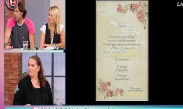 «Κόκκαλο» ο Σπαλιάρας με την είδηση της διευθύντριας του gossip-tv.gr